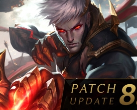 LOL Patch Notes 8 8